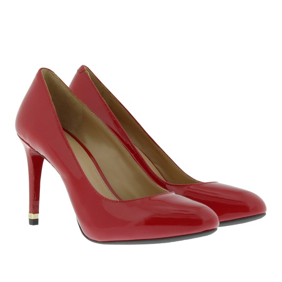 097ac4155e5 Michael Kors 👠 Ashby Pump Cherry patent leather